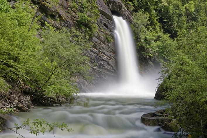 Kudumari Falls