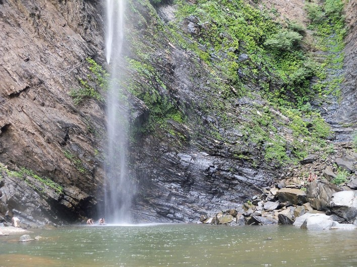 Koodlu Theertha, Agumbe, hassan