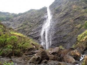 Kudumari Falls, Udupi