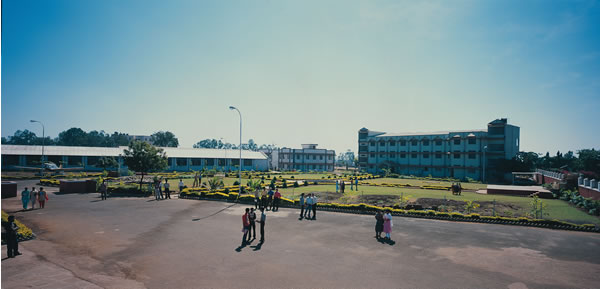 Guru Nanak Dev Engineering College, Bidar