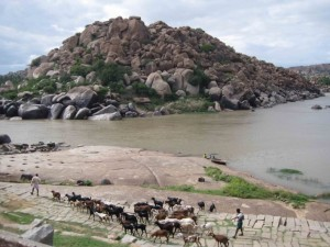 Chakratirtha, Hampi – The Sacred Swirl of Water