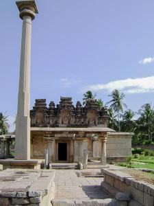 Ganagitti Temple, Hampi. Photographer Dr Murali Mohan Gurram