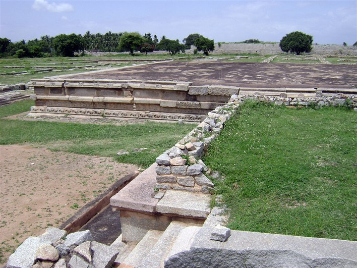 King's Audience Hall, Hampi. Photographer Dr Murali Mohan Gurram