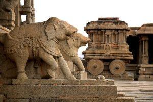 ramayana circuit, Karnataka Tourism, Stone chariot, Hampi Sightseeing