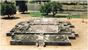 Palace of Vira Harihara, Hampi. Image source http://asibengalurucircle.org