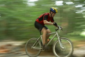 Mountain Biking, adventure sports