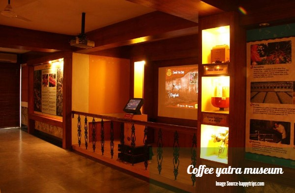Coffee Yatra Museum in Chikmagalur