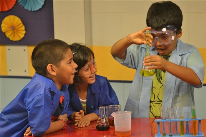 Summer Camp at Science Utsav, Bengaluru