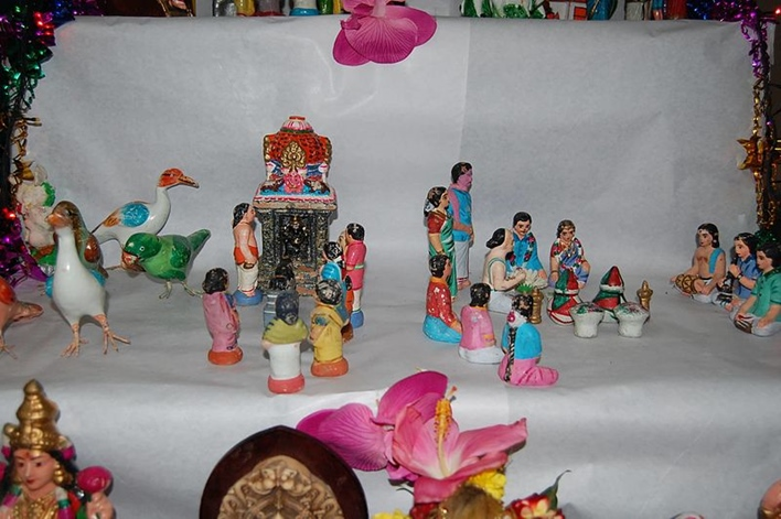 Dasara Dolls, Dasara Dolls Arrangement Ideas