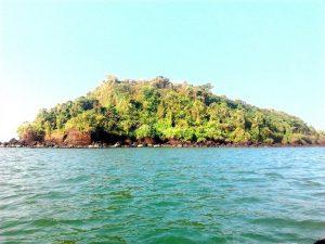 Basavaraja Durga Island – The fort island of antiquity