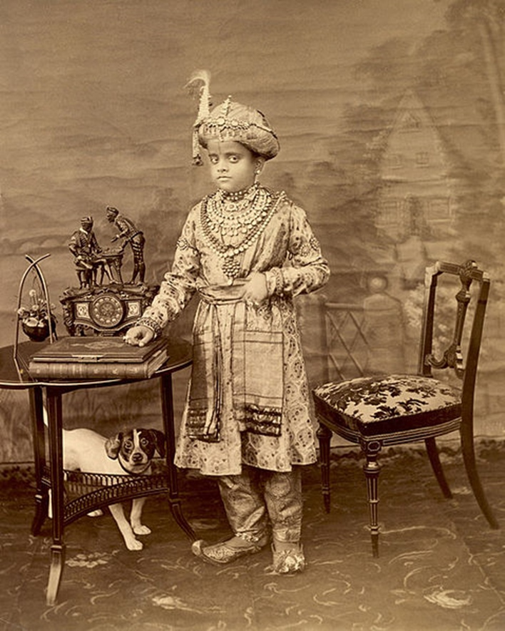 Maharaja Sri Krishnaraja Wadiyar-IV