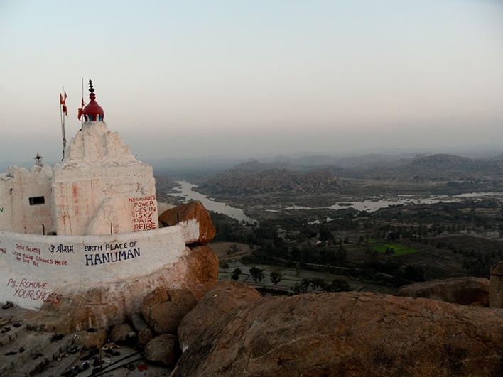 Yantrodharaka Hanuman Temple