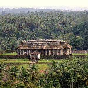 Chaturmukha Basadi, Karkala