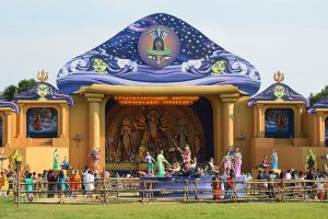 Durga Puja Pandals in Bangalore