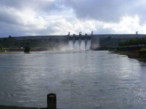 River Harangi, Harangi Reservoir